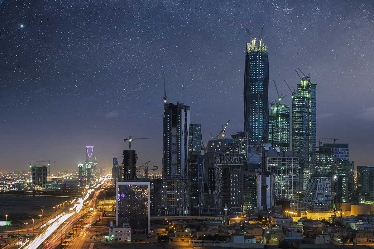 Business Hub Saudi Arabia